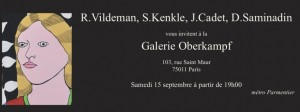 invitation kenkle paris minature