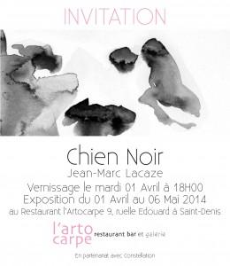 Invitation CN Arto